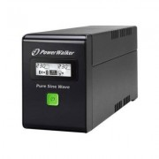 POWER WALKER UPS POWER WALKER LINE-IN 800VA 3xIEC RJ11/45 IN/OUT USB LCD