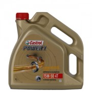 Castrol POWER 1 4T 15W-50 4 Litre Can
