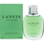 Lanvin Vetyver Eau de Toilette 100ml Spray