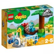 Конструктор ЛЕГО ДУПЛО - Зоологическа градина за дружелюбни гиганти, LEGO DUPLO, 10879