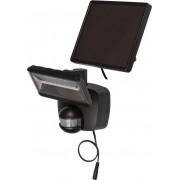 Lampe LED solaire SOL 80 plus IP44 avec détecteur de mouvements infrarouge anthracite