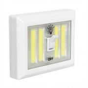 Vezeték nélküli 4 Cob Led lámpa switch - JY-1168