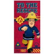Fireman Sam - To the Rescue Towel - 70 x 140 cm