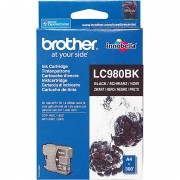 Brother Original Tintenpatrone LC980BK, black