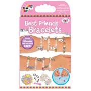 Bratarile prieteniei Galt Best Friends Bracelets, 110 margele cu litere