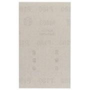 BOSCH Set 10 foi tip plasa pentru slefuire fara praf R180, 80x133