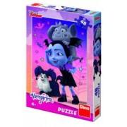 Puzzle - Vampirina Ballerina 48 piese