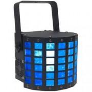 ADJ LED efektový reflektor ADJ MINI DEKKER 1222400087, Počet LED 2 x, 10 W