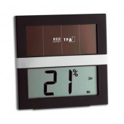 """Дигитален термометър - хигрометър """"ЕКО СОЛАР"""" - 30.5017"""