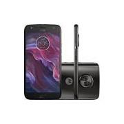 Smartphone Motorola Moto X4 Xt1900 5.2 32gb Dual - 12 Mp + 8 Mp 4g Preto
