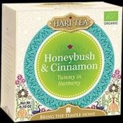 Ceai Premium Tummy In Harmony Honeybush si Scortisoara Bio Hari Tea 10dz