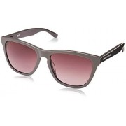 Hawkers Gafas de sol, Unisex Adultos, color Gris, 5 mm