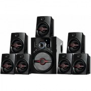 I Kall IK4444 Speaker system 7.1 Channel Cum Home Theater without DVD Player 1 Year Manufacturing Warranty