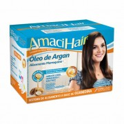 Embelleze Amacihair Kit De Alisado Aceite De Argán