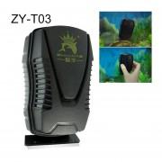 Zy-t Aquarium Fish Tank Suspende Rascador Cepillo Limpiador Magnetico Herramientas De Limpieza, S, Tamaño: 9,8 * 5,4 * 5.5cm