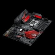 Дънна платка ASUS ROG STRIX Z370-H GAMING, LGA1151, DDR4, PCI-E(HDMI,DVI)(CFX&SLi), 6x SATA 6Gb/s, 2x M.2 Socket, 6x USB 3.1, 2x USB 3.0, ATX
