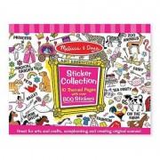 Melissa Doug colectia de abtipilduri roz