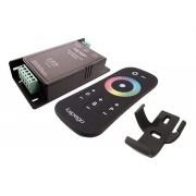 RGB színes rádiós LED szalag vezérlő távirányítóval
