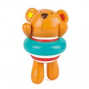 Hape-Swimmer Teddy Wind-Up Toy