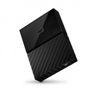 "HDD EXTERNAL 2.5"", 2000GB, WD My Passport, THIN, Black, USB3.0 (WDBS4B0020BBK-WESN)"