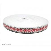 Bandă decorativă Iolanda 12mm (rolă 25m)