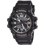 Casio G-Shock Analog-Digital Black Dial Mens Watch - GG-1000-1ADR (G660)
