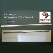 LAMA PER TAGLIO AUTOMATICO TESSUTI FK GROUP - FK SYSTEMA TOP CUT E TP 7 CM