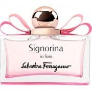 Salvatore Ferragamo Perfumes femeninos Signorina In Fiore Eau de Toilette Spray 100 ml