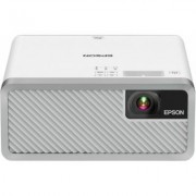 Epson EF-100 Mini Laser, White Streaming Projector