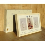 Rama amprenta manuta piciorus pentru bebelusi