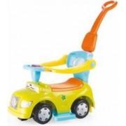 Masinuta 3 in 1 DOLU Step car buton pe volan cu sunet realistic Multicolor