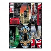 Educa London kollázs puzzle, 1000 darabos