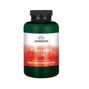 SWANSON Health Produkcts Fargo, ND 58108, USA, Dystrybutor: PRO Sport Olej z siemienia lnianego Flaxseed Oil EFAs 1000mg 200 kapsułek Swanson