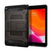 Apple Spigen Tough Armor TECH Apple iPad 10.2 (2019) Hoes Gunmetal