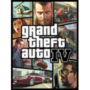 Rockstar Games Grand Theft Auto IV Steam Key GLOBAL