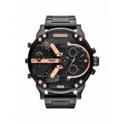 Diesel Herren Uhr «Mr Daddy 2.0» Diesel, schwarz/kupferfarben