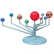 Pepperonz DIY Glow In The Dark Solar System Planetarium Model Kids Science Kit for Kids