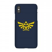 Nintendo The Legend Of Zelda Hyrule Phone Case - iPhone X - Tough Case - Matte
