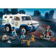 Playmobil Vehículo Blindado