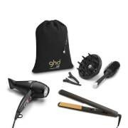 ghd IV Styler and Air Kit - Brittisk stickkontakt