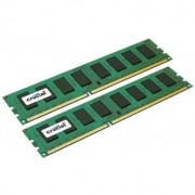 Crucial CT2K25664BD160B memoria 4 GB DDR3 1600 MHz