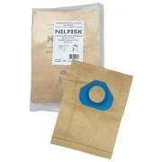 Nilfisk GS80 bolsas para aspiradoras (10 bolsas)