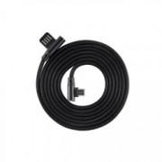 Sbox Cavo Micro USB Angolato 90° USB2.0/MicroUsb 1.5m Nero