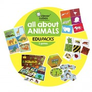 Educational Games: Creative Education Pack: Activity Games: All About Animals