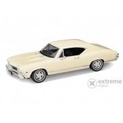 Mașinuță Welly Chevrolet Chevelle SS 396 1968, 1:24