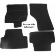 Set 4 covorase profesionale mocheta culoare negru dedicate AUDI A4 B6 typ8E 2000-2004