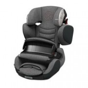 Scaun auto Kiddy Guardianfix 3 ISOFIX Grey Melange Hot Red ED. LIMITATA