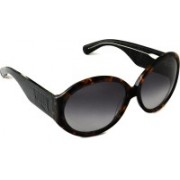Tommy Hilfiger Oval Sunglasses(Violet)