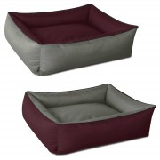 BedDog 2in1 MAX DUO Bed for a dog XL,XXL, 6 colours to choose, pillow for a dog, sofa for a dog, basket for a dog