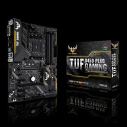 MB, ASUS TUF B450-PLUS GAMING /AMD B450/ DDR4/ AM4
